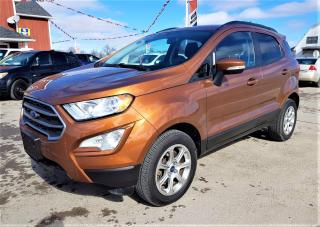 Used 2018 Ford EcoSport SE Like New! for sale in Dunnville, ON
