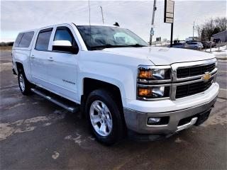 Used 2015 Chevrolet Silverado 1500 Lt 5.3l 4x4 for sale in Dunnville, ON