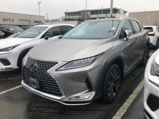 New 2021 Lexus RX 450h Luxury for sale in North Vancouver, BC