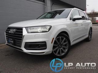 Used 2018 Audi Q7 3.0T Technik for sale in Richmond, BC
