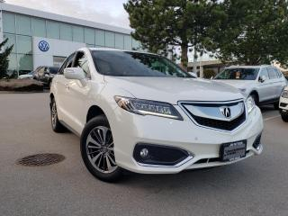 Used 2017 Acura RDX ELITE for sale in Surrey, BC