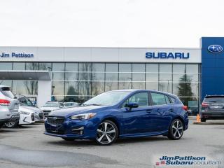 Used 2018 Subaru Impreza Sport-tech w/EyeSight Package for sale in Port Coquitlam, BC