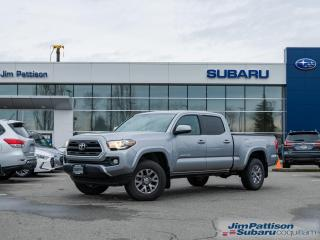 Used 2017 Toyota Tacoma SR5 V6 for sale in Port Coquitlam, BC