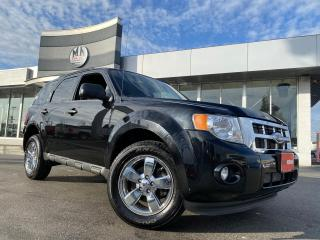 Used 2009 Ford Escape 3.0L V6 AWD LEATHER SUNROOF for sale in Langley, BC