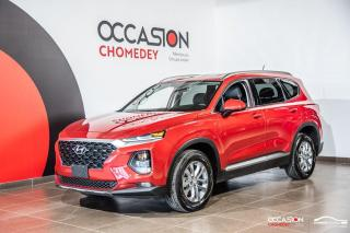 Used 2019 Hyundai Santa Fe Essential+SIEGES/VOLANT CHAUFFANTS+APPLE CARPLAY for sale in Laval, QC
