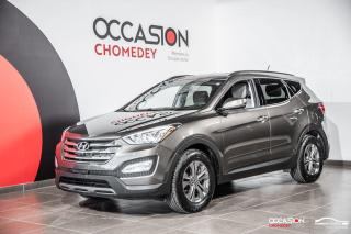Used 2014 Hyundai Santa Fe Sport BLUETHOOTH+CRUZE CONTROL+GROUPE ELECTRIQUE for sale in Laval, QC
