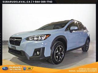 Used 2018 Subaru XV Crosstrek Touring** Sièges chauffants ** for sale in Laval, QC