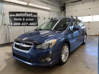 Used 2013 Subaru Impreza 5dr HB CVT 2.0i w-Touring Pkg for sale in St-Raymond, QC