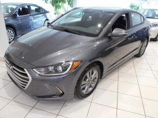 Used 2017 Hyundai Elantra GL ** CAMERA,VOL. ET SIEG.CHAUFF.IMBATT for sale in Montréal, QC