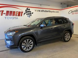 Used 2019 Toyota RAV4 AWD LIMITED for sale in St-Hubert, QC