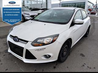 Used 2013 Ford Focus Hayon 5 portes Titane for sale in Victoriaville, QC