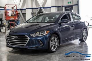 Used 2018 Hyundai Elantra GLS+TOIT+APPLE CARPLAY+VOLANT/SIEGES CHAUFFANTS for sale in Laval, QC