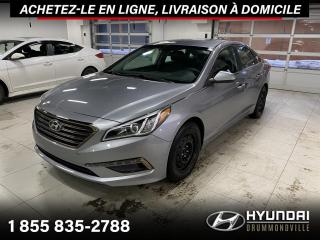 Used 2016 Hyundai Sonata GL + GARANTIE + CAMERA + A/C + MAGS + WO for sale in Drummondville, QC