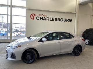 Used 2019 Toyota Corolla SE - Automatique - Intérieur en cuir for sale in Québec, QC
