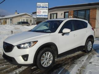 Used 2013 Mazda CX-5 GS for sale in Ancienne Lorette, QC