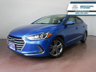 Used 2017 Hyundai Elantra HTD SEATS | BACK UP CAM | APPLE CARPLAY  - $79 B/W for sale in Brantford, ON