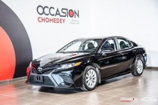 Used 2018 Toyota Camry SE+CUIR+SIEGES CHAUFFANTS+CAMERA DE RECUL for sale in Laval, QC