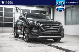 Used 2016 Hyundai Tucson AWD 1.6L Limited Chez Rimouski Hyundai for sale in Rimouski, QC