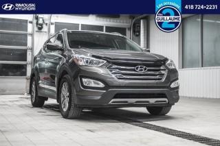 Used 2014 Hyundai Santa Fe Sport AWD Luxury chez Rimouski Hyundai for sale in Rimouski, QC