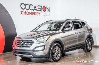 Used 2013 Hyundai Santa Fe Premium+VOLANT/SIEGES CHAUFFANTS+BLUETHOOTH+CRUZE for sale in Laval, QC