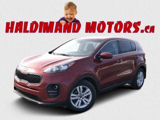 Used 2017 Kia Sportage LX 2WD for sale in Cayuga, ON