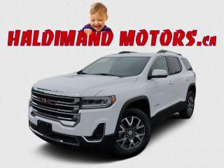Used 2020 GMC Acadia SLE 2WD for sale in Cayuga, ON
