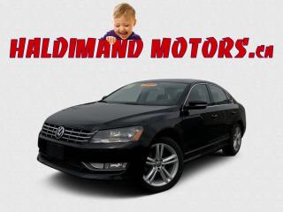 Used 2015 VW PASSAT HIGHLINE TDI for sale in Cayuga, ON