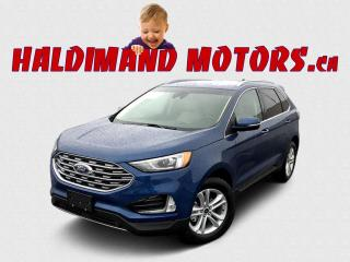 Used 2020 Ford Edge SEL FWD for sale in Cayuga, ON