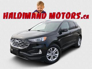 Used 2020 Ford Edge SEL AWD for sale in Cayuga, ON