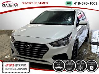 Used 2020 Hyundai Accent PREFERRED* SIEGES CHAUFFANTS* CAMERA DE for sale in Québec, QC