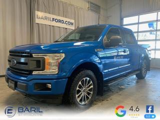 Used 2020 Ford F-150 XLT cabine SuperCrew 4RM caisse de 5,5 p for sale in St-Hyacinthe, QC
