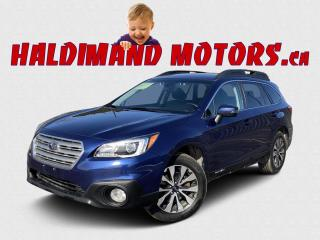 Used 2017 Subaru Outback Limited AWD for sale in Cayuga, ON