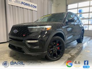 Used 2020 Ford Explorer ST 4RM for sale in St-Hyacinthe, QC