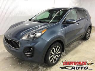 Used 2018 Kia Sportage EX AWD Cuir Caméra Bluetooth Mags *Traction intégrale* for sale in Shawinigan, QC