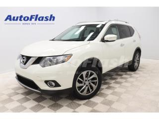 Used 2014 Nissan Rogue SL AWD *Cuir/Leather *Extra Clean! *Toit-Pano-Roof for sale in St-Hubert, QC