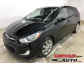 Used 2014 Hyundai Accent GLS MAGS TOIT OUVRANT BLUETOOTH SIÈGES CHAUFFANTS *Bas Kilométrage* for sale in Shawinigan, QC