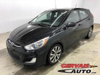Used 2016 Hyundai Accent SE TOIT OUVRANT MAGS BLUETOOTH SIÈGES CHAUFFANTS *Transmission Automatique* for sale in Shawinigan, QC