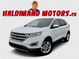 Used 2017 Ford Edge SEL 2WD for sale in Cayuga, ON