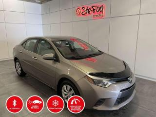 Used 2015 Toyota Corolla LE - for sale in Québec, QC