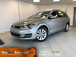 Used 2017 Volkswagen Golf Sportwagen 1.8 TSI Trendline, Automatique for sale in Sherbrooke, QC