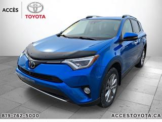 Used 2016 Toyota RAV4 AWD LIMITED for sale in Rouyn-Noranda, QC