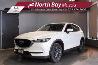 Used 2019 Mazda CX-5 GX  - Heated Seats - One Owner - Clean CarFax! for sale in North Bay, ON