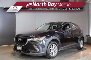 Used 2017 Mazda CX-3 GS AWD - Sunroof - Nav - Heated Seats for sale in North Bay, ON