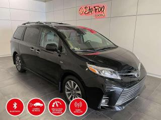 Used 2020 Toyota Sienna XLE - AWD - TOIT OUVRANT - GPS - CUIR - MAGS for sale in Québec, QC