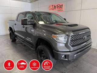 Used 2018 Toyota Tundra TRD SPORT - 4X4 - CREWMAX for sale in Québec, QC