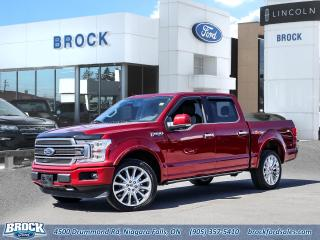 Used 2019 Ford F-150 Limited  for sale in Niagara Falls, ON
