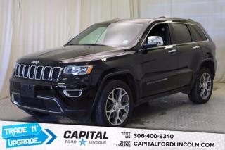 Used 2020 Jeep Grand Cherokee **New Arrival** for sale in Regina, SK