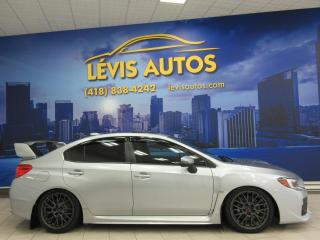 Used 2016 Subaru Impreza WRX STi SPORT MANUEL 6 VITESSES AWD TOIT OUVRANT for sale in Lévis, QC