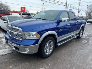 Used 2014 RAM 1500 Laramie  LWB for sale in Peterborough, ON