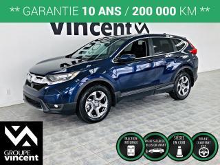 Used 2018 Honda CR-V EX-L AWD ** GARANTIE 10 ANS ** BIen équipé, fiable et sécuritaire! for sale in Shawinigan, QC